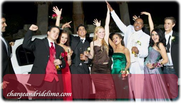Prom Limo Services in Washington DC